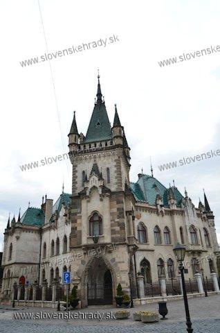 Košice - Jakabov Palác