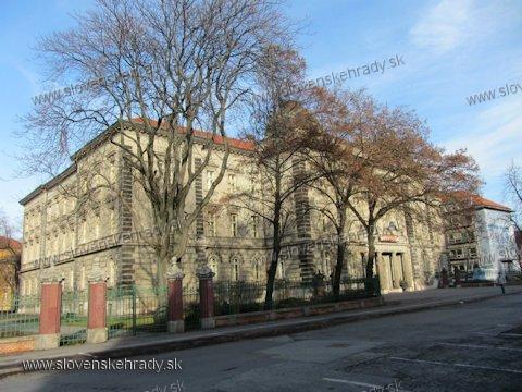 Košice - palác královskej tabule