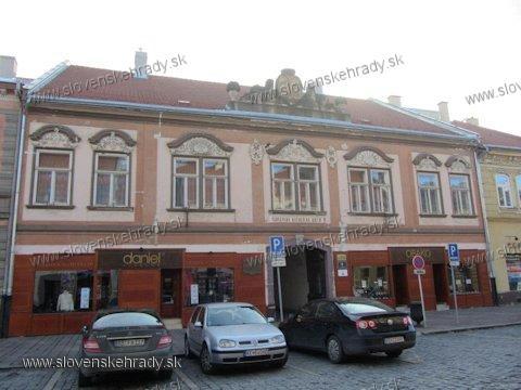 Košice - Pechyho palác