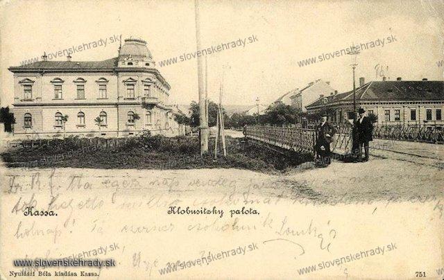 Košice - palác