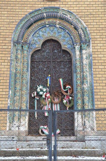 Košice - hrobka rodu Maléler