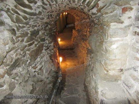 Košice - dolná brána - podzemné múzeum