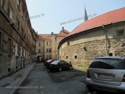 Košice - katova bašta