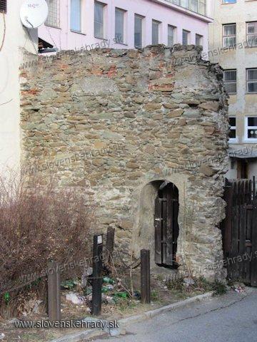 Košice - Korvínov múr