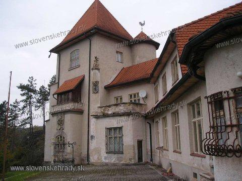 Kráľova Lehota - rekreačné stredisko slovenskej plavby dunajskej