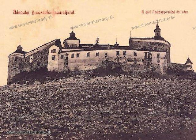 Krásna Hôrka - hrad