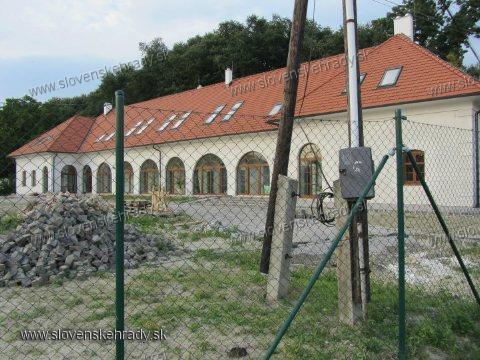 Krásna nad Hornádom - rokoková kúria