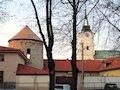 Krupina - husitská bašta - najstaršia fortifikačná stavba v Krupine