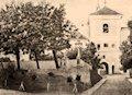 Krupina - zvyšky bastiónu pri kostole