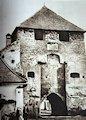 Krupina - mestské hradby