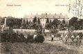 Krušovce - klasicistický kaštieľ v roku 1909