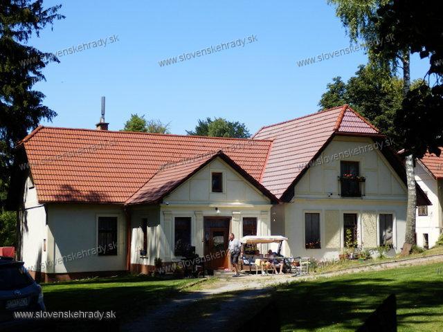 Lehôtka - kúria Alexandra Velitsa