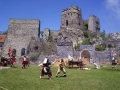 Levický hrad - Levické hradné slávnosti 2012