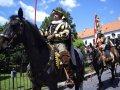 Levický hrad - Levické hradné slávnosti 2009, sprievod mestom