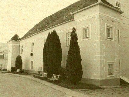 Lieskové - renesančno-barokový kaštieľ