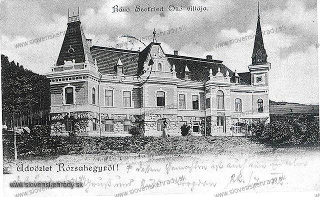 Likavka - Kuskova vila