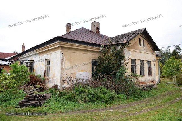 Liptovská Ondrašová - kúria