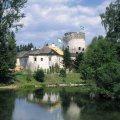 Liptovský Hrádok - hrad s kaštieľom