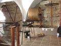 Ľubovniansky hrad - expozícia cechov - sviečkári