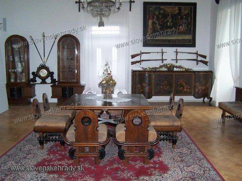 Ľubovniansky hrad - hradná expozícia