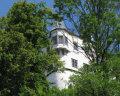 Ľupčiansky hrad - pohľad  na vežičku