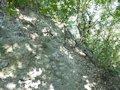 Maginhrad - zvyšky múrov