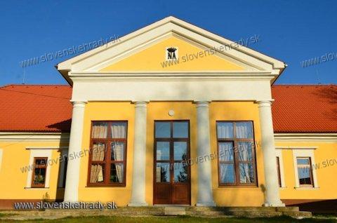 Malinovec - kúria