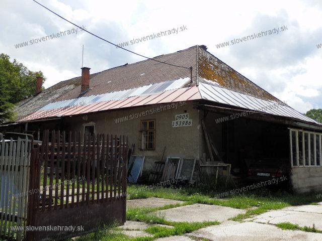 Malý Čepčín - kúria Františka a Mórica Csepcsányiovcov