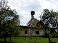 Malý Čepčín - súčasný stav kúrie Alberta Csepcsányiho