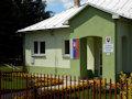 Malý Čepčín - kúria Gustava Csepcsányiho po nedávnej maľovke