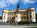 Markušovce - renesančno-rokokový kaštieľ