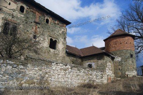 Markušovský hrad