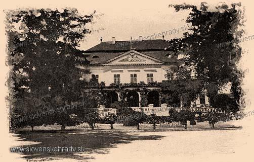 Michalovský hrad - zbierka Borovszky