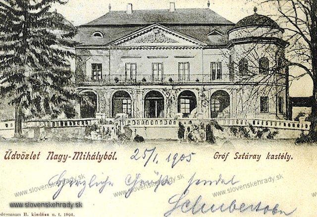 Michalovský hrad
