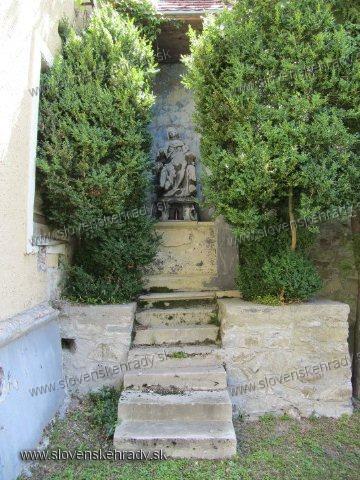 Modra - pôvodne renesančný kaštieľ
