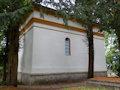 Necpaly - hrobka na cintoríne