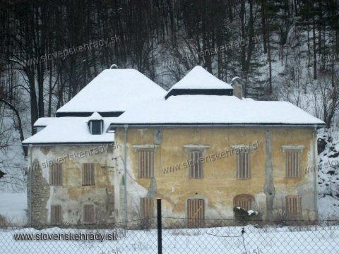 Necpaly - renesančný kaštieľ, Franklinovský