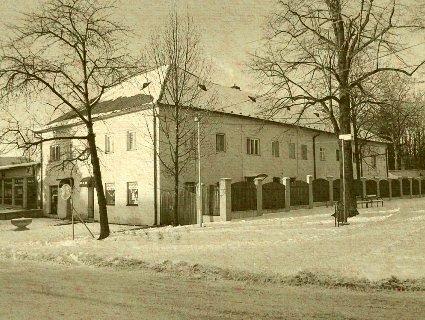 Nováky - Rakovského kaštieľ