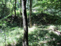 Okrúhly vrch - zvyšky loveckého zámočku