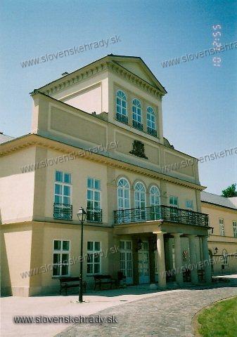 Palárikovo - barokový kaštieľ