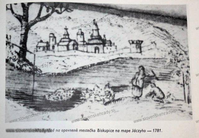 Podunajské Biskupice - pevnosť