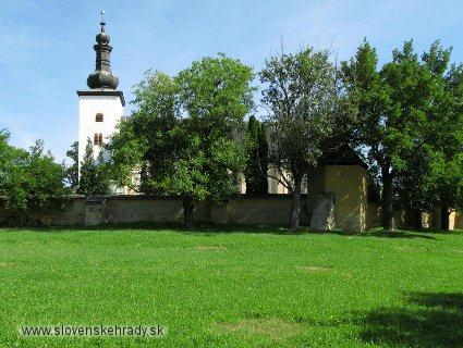Prievidzský hrad - kostol Panny Márie na Mariánskom vŕšku - miesto predpokladanej lokalizácie