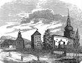 Pukanec - mestské hradby