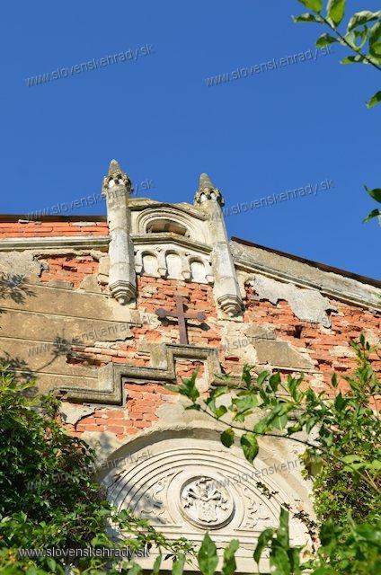 Pusta Jager - kaplnka pri kaštieli