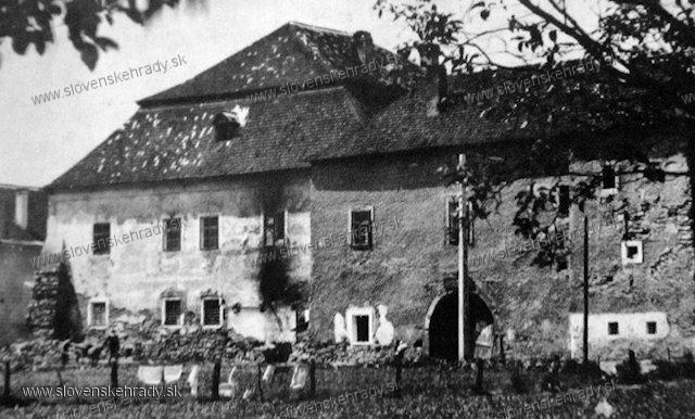 Radvaň - Soví hrad