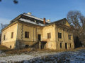 Ruské Pekľany - pôvodne rokokový kaštieľ