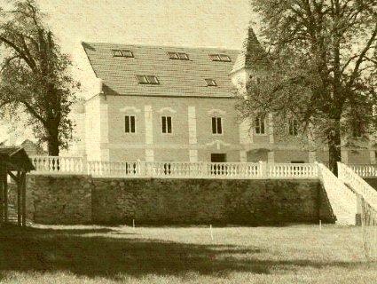 Šalgovce - barokovo-klasicistický kaštieľ