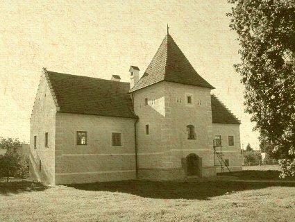 �imonovany - goticko-renesan�n� ka�tie�