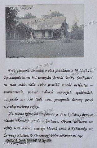 Slovenská Ves