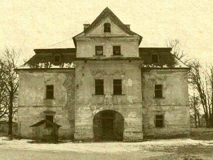 Slovenské Pravno - rokokový kaštieľ